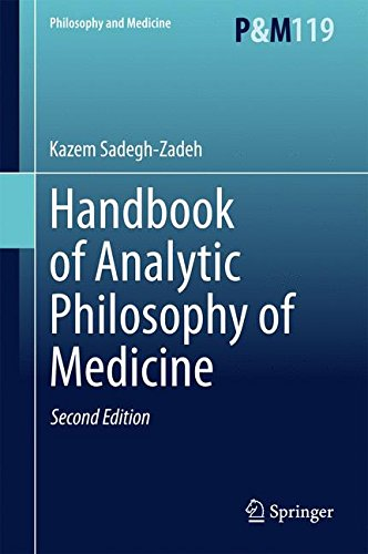 Handbook of Analytic Philosophy of Medicine (Philosophy and Medicine, Band 119) (Computational Medicine)