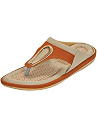 Khadim's Womens Faux Leather Flats