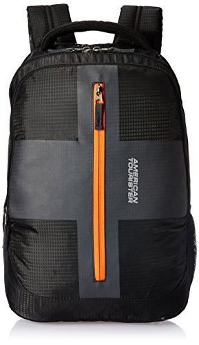 American Tourister 32 Ltrs Black Laptop Backpack (AMT JUKE LAPTOP BKPK 01 -BLACK)