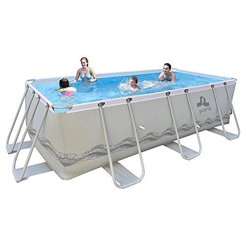 Passaat Swimming Pool Set 400x200x99