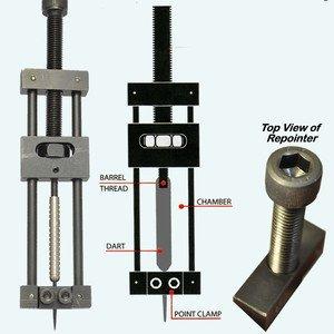 Handheld repointer für Darts Punkte neuverfugung Werkzeug Maschine