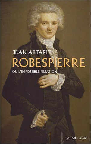 Robespierre ou l'Impossible filiation