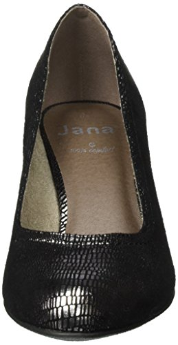 Black Met 22406 Jana Noir 097 Femme Stru 0 Escarpins q6XqfwTO
