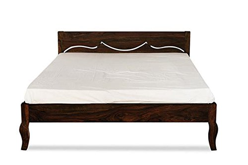 SNG Solid Wooden Queen Size Bed