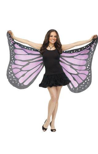 Kostüm Schmetterlingsflügel Weiße (Große Schmetterlingsflügel)