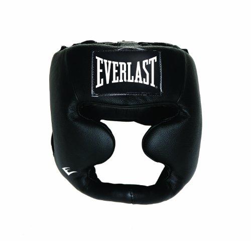 Everlast 350 - Casco de protección para Boxeo Rojo Rojo Talla:L/XL