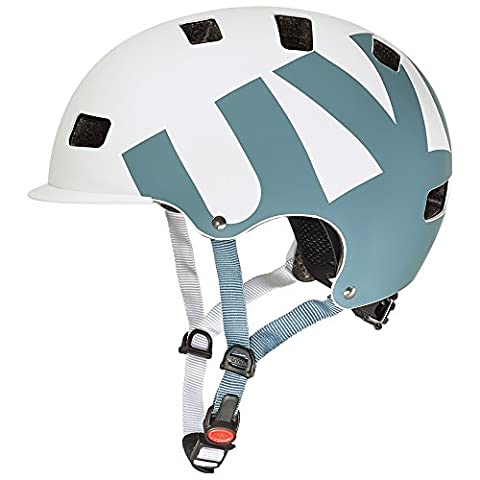 Uvex Hlmt 5 Bike Pro Bicycle Helmet White Pearl Mat Size:55-58