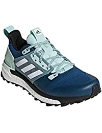5ccca6f97 adidas Outdoor Women s Supernova Trail Real Teal White Clear Mint 7 B US