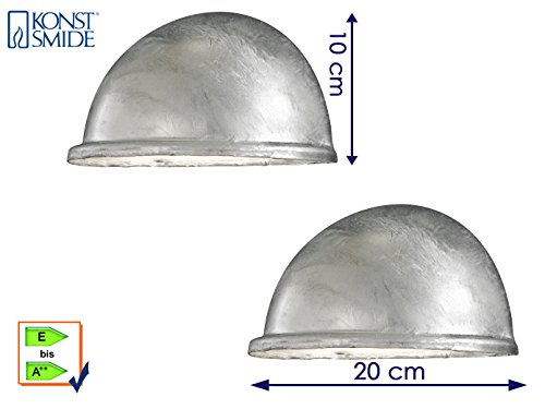 konstsmide-set-of-2-downlight-torino-galvanised-steel-outdoor-wall-light-home-lighting-7325-320