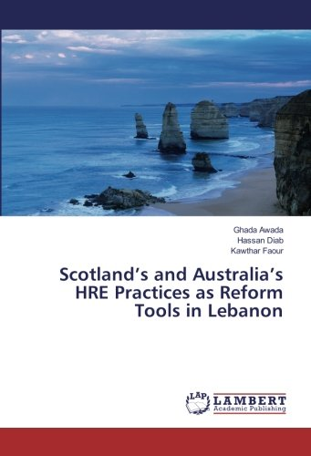 Scotland's and Australia's HRE Practices as Reform Tools in Lebanon