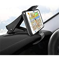 CQLEK® Stylish Chimti Car Mobile Holder for Dashboard Anti-Slip Vehicle GPS Cellphone Mount Mobile Clip Stand for Galaxy…