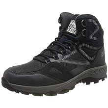 Jack Wolfskin Downhill Texapore Mid M, Men's Outdoor shoes, Dark Blue/Blue, 8 UK (42 EU)