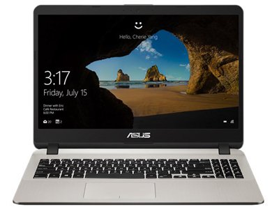 Asus Vivobook X507UA-EJ179T (Intel Core i3 (6th Gen)/8 GB/1 TB/15.6 FHD (39.62 cm)/Windows 10) (Grey)