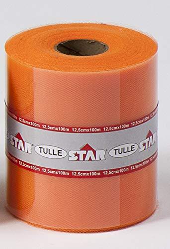 Star-Filcas-Tul bobinetta, Color Naranja, 158.100M00F