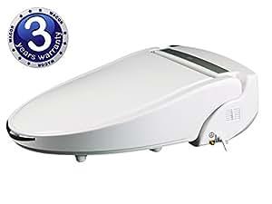 WACOR Dusch WC Aufsatz MEWATEC C100 Bidet Toilettensitz