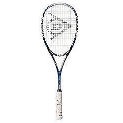 Exclusivo de Sweatband.com, la raqueta de squash Dunlop Aerogel 4D Pro GT-X es un marco de calidad superior que ofrece mucho control y poder, todo por un precio increíble. Su cabeza de ligero equilibrio promueve el poder, pero el tamaño más pequeño d...