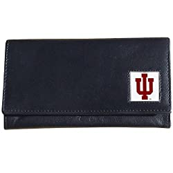 NCAA Indiana Hoosiers Women's Leather Wallet