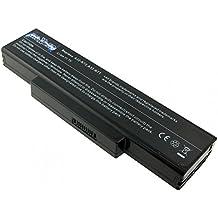A32-K72 mtxtec batería de 4400 mAh (48 wh), 6 celdas, ion de litio, 10.8 V, colour negro Asus K72DR, K72, K73, K77, N71, N73, X72, X77, X7 serie (los fabricantes de referencia: 70-NX01B1000Z, 70-NXH1B1000Z, 70-NZB1000Z, 70-NZY1B1000Z, 90-XB2KN0BT00000Y)