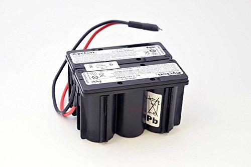 NX - Batterie pour tondeuse 2x BLOC en 2S1P ST2 12V 2.5Ah J928 - 0819-0024 ; 981