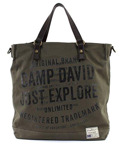 Camp David Yukon River Shopper Sac Fourre-tout 39 cm