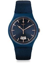 Swatch Unisex Erwachsene-Armbanduhr SUON400