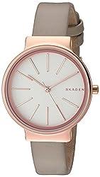 Skagen Analog Silver Dial Womens Watch-SKW2481