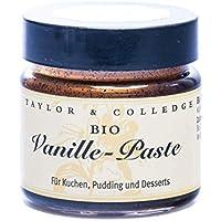 Taylor & Colledge  - Semillas de vainilla - 65 g