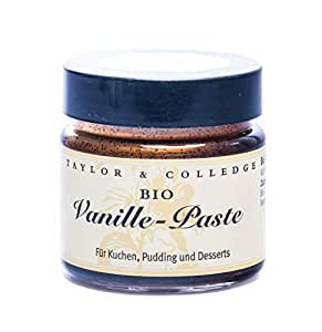Taylor and Colledge Vanilla Bean Paste, 65g