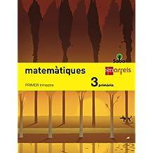 Matemàtiques. 3 Primària. Saba  - Pack de 3 libros - 9788467570731