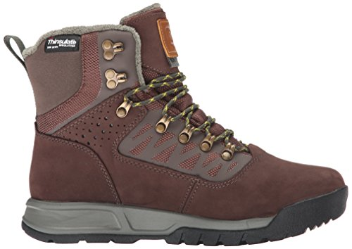 Salomon  Utility Pro TS CSWP, Chaussures de trekking et randonnée homme Marron - Braun (Trophy Brown Ltr/Absolute Brown-X/N)