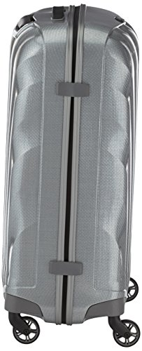 Samsonite Suitcase, 69 cm, 68 Liters, Silver