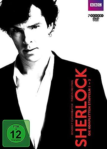 Sherlock - Die kompletten Staffeln 1-3 [7 DVDs]