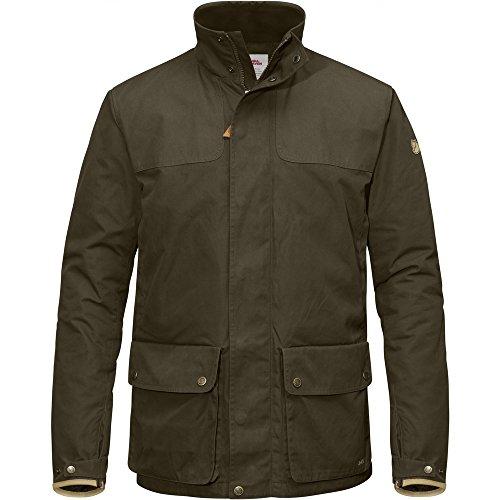 Fjällräven Herren Sörmland Padded Jacket Jacke dark olive 633