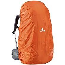 VAUDE Raincover for backpacks 6-15 l - Cubre-mochilas color orange, talla one size