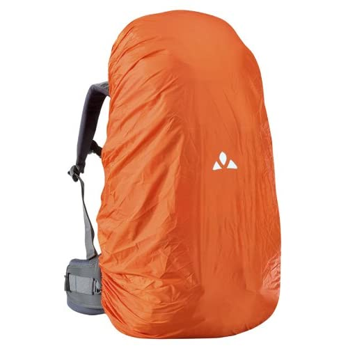 41H0pkjUyrL. SS500  - VAUDE Raincover for Backpacks 6-15 l orange backpack accessories