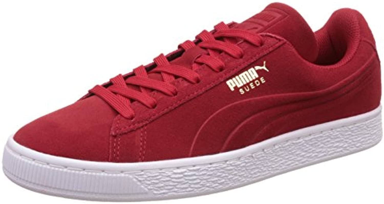 Puma Suede Classic Debossed Q3, Zapatillas Deportivas Unisex Adulto, Rojo (Barbados Cherry), 38 EU (5 UK)