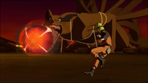 Naruto Shippuden: Ultimate Ninja Storm Legacy screenshot