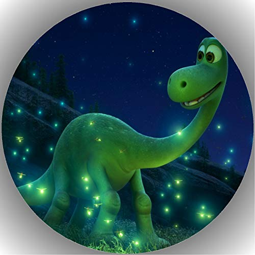 Fondant Tortenaufleger Tortenbild Geburtstag The Good Dinosaurier P1