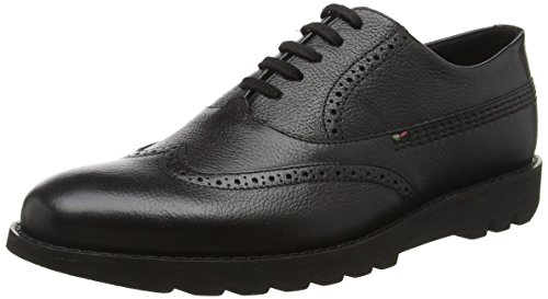 Kickers Men's Kymbo Brogues, Black (Black), 10 UK 44 EU