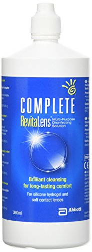 AMO Complete RevitaLens, Einzelflasche, 360 ml