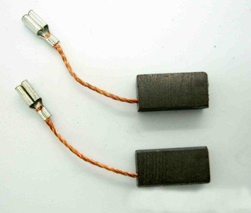 Preisvergleich Produktbild Bosch Kohlebürsten Schleifer GWS 6-115 gws 670 gws 850 C GSC 160 5x 8mm BS5