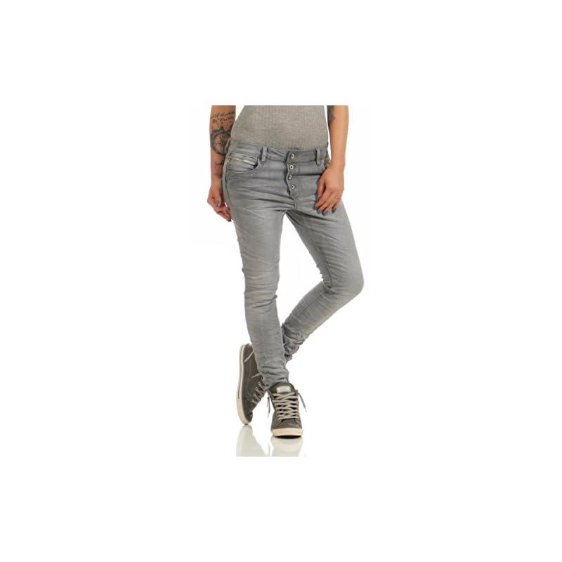 lexxury jeans grau