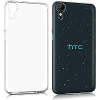 Funda Carcasa Gel Transparente para HTC DESIRE 825, Ultra Fina 0,33mm, Silicona TPU de Alta Resistencia y Flexibilidad, Electrónica Rey®