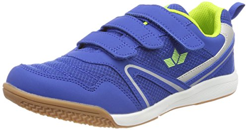 Geka Boulder V, Scape per Sport Indoor Uomo Blu (Blau/lemon Blau/lemon)