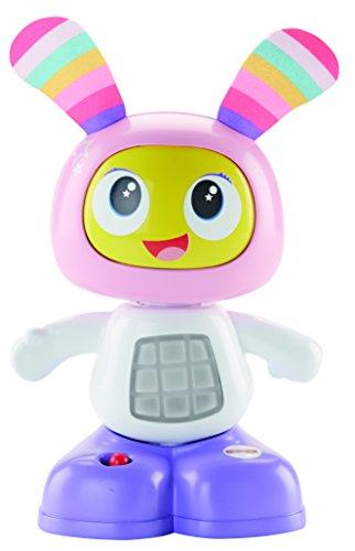 Fisher Price - Minirobot Robi, 16 x 10 cm (Mattel FFF69)