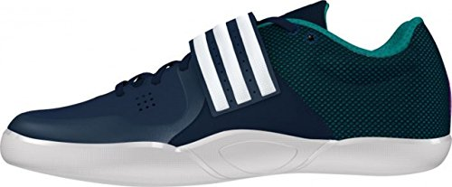 Adidas Adizero Discus/Hammer Track And Field Chaussure - SS16 blue