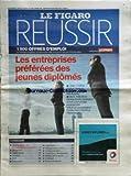 FIGARO REUSSIR (LE) [No 20089] du 02/03/2009 - les entreprises preferees des jeunes diplomes - special mba, des formations en evolution...