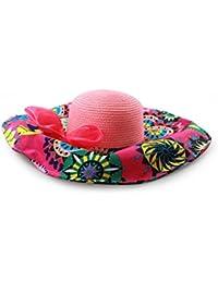 Beach Sun Hat Female Summer Beach Trip Wild Beach Hat Big Eaves Sunscreen Sun Hat Soft and comfort