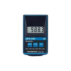 Baromètre de précision Greisinger GPB 3300