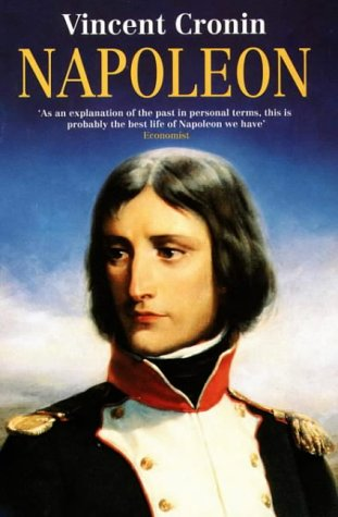 Napoleon por Vincent Cronin